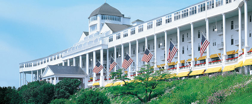 About Grand Hotel Grand Hotel Mackinac Island